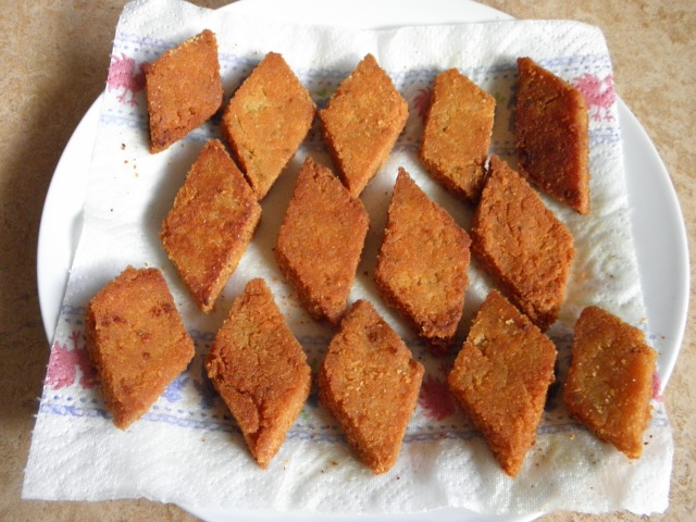 Fried Dhoka