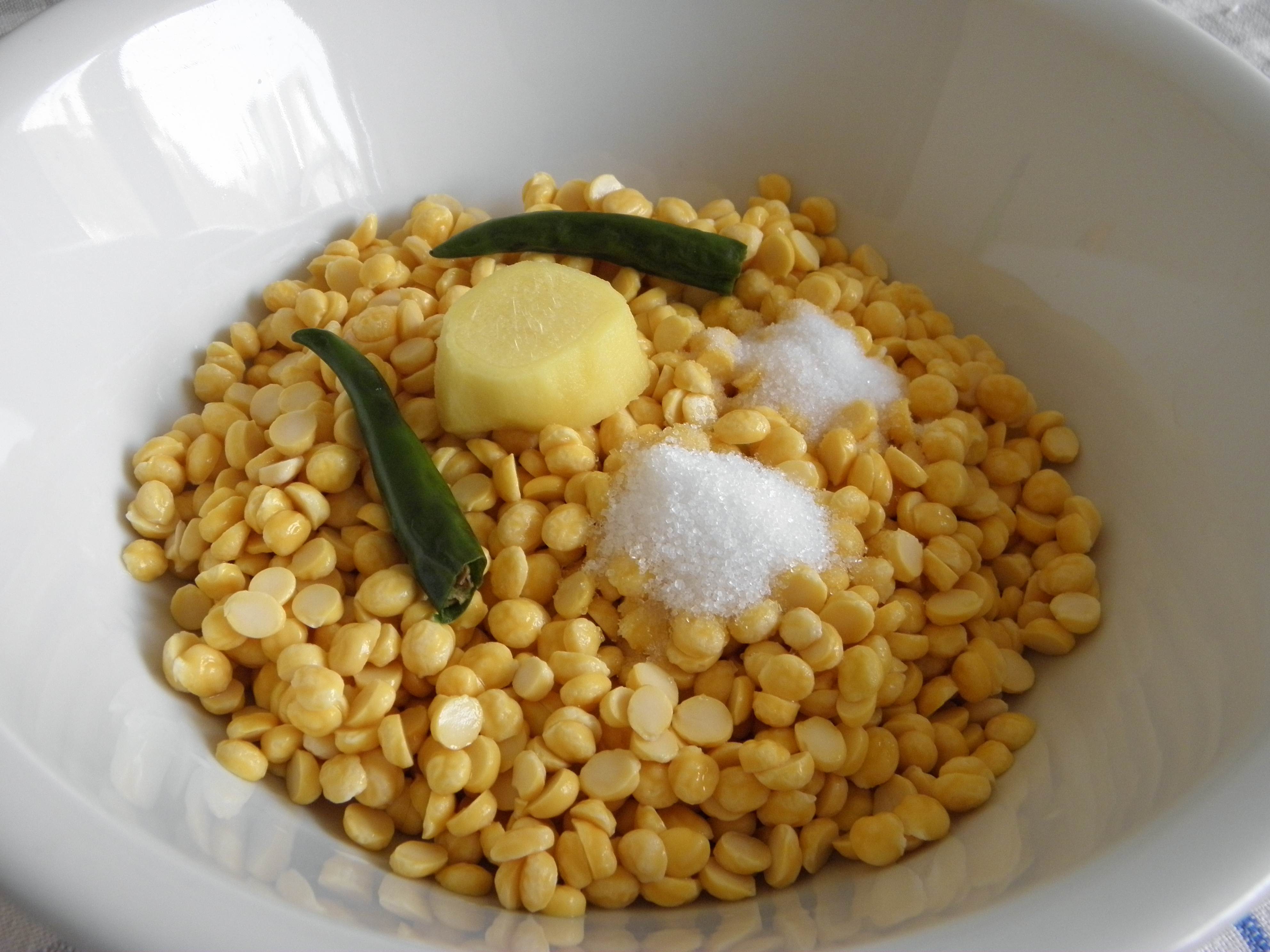 Dhokar dalna or Lentil barfi curry   Cooking Delight