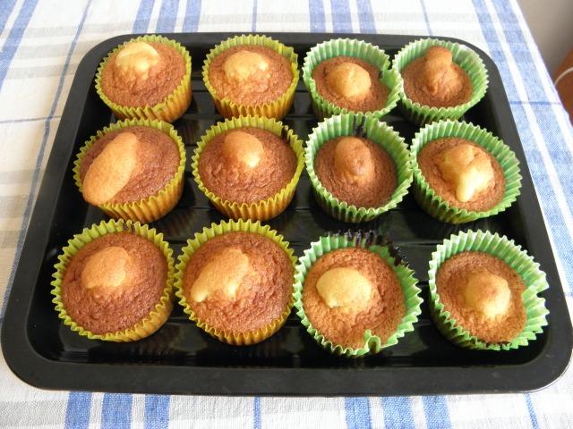 12 cupcakes