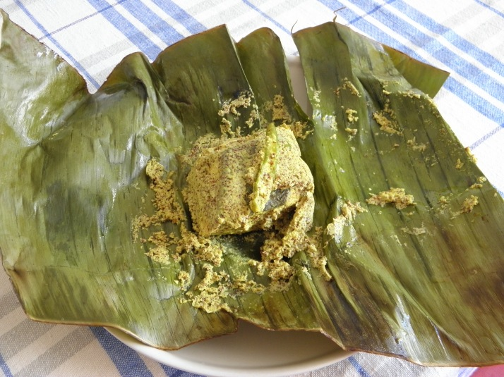 how to make ilish macher paturi