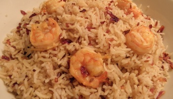 Morog pulao or chicken pulao cooking delight prawn pulao forumfinder Choice Image