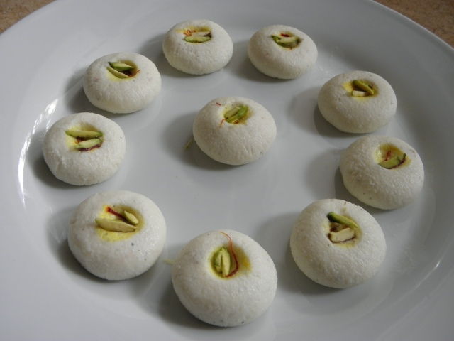 Sandesh is ready to be served