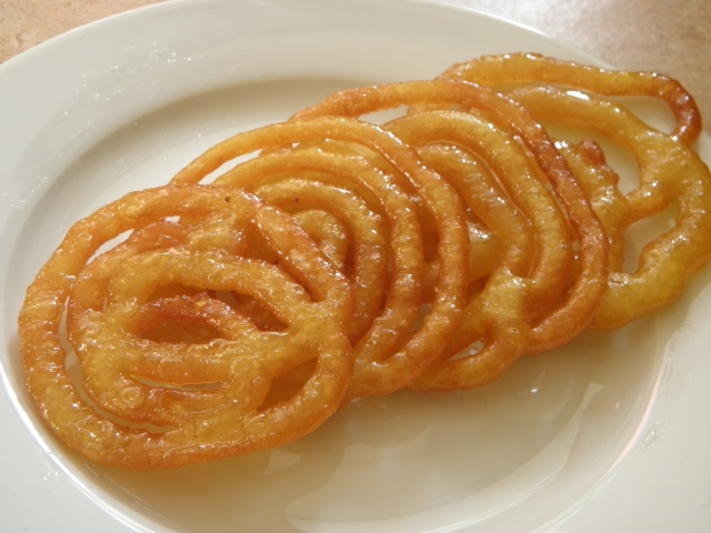 Jalebi or Jilipi