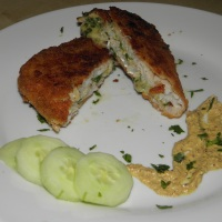Fish Cordon Bleu