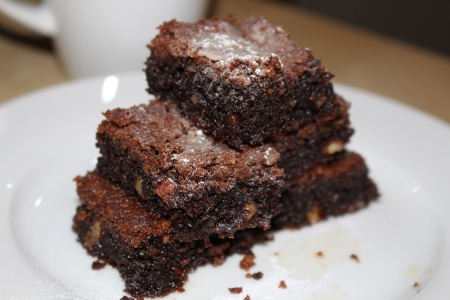 Pecan Chocolate Brownies