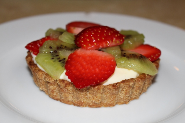 Delicious Fruit Tartlets