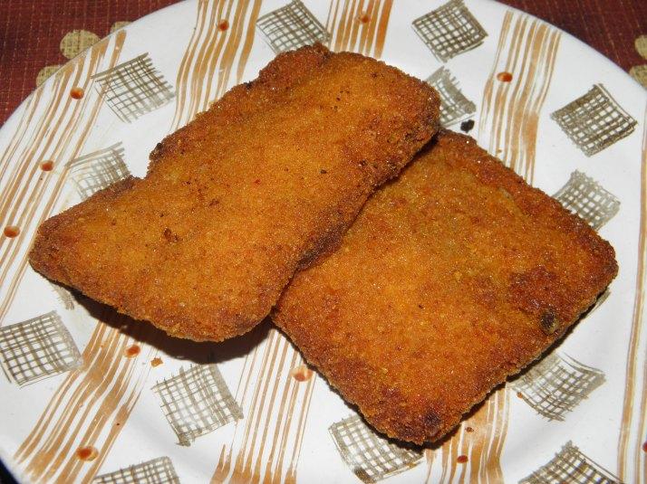 Kolkata style Fish fry