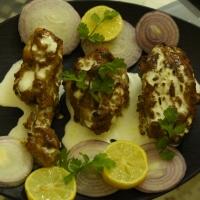Afghani Tandoori Chicken