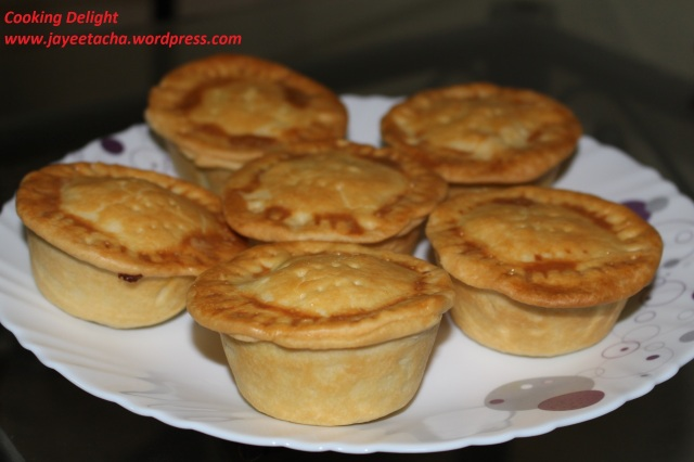 Mutton & Cheese Pie